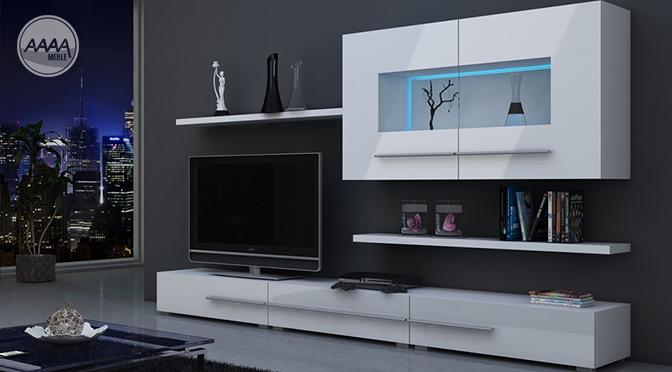 Nowoczesne szafki RTV – czarne czy białe?