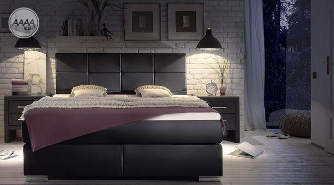 Nowoczesna sypialnia w klasycznym stylu