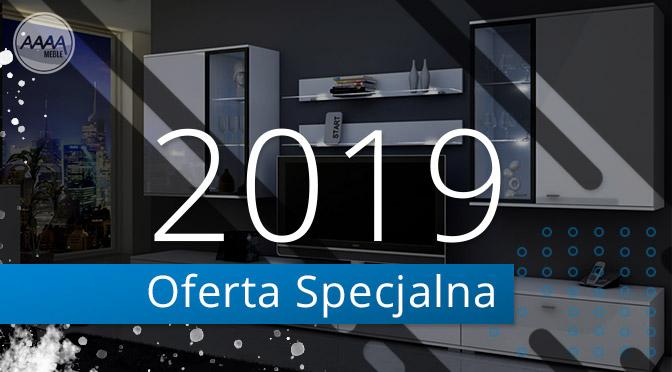 Oferta specjalna na meble 2019