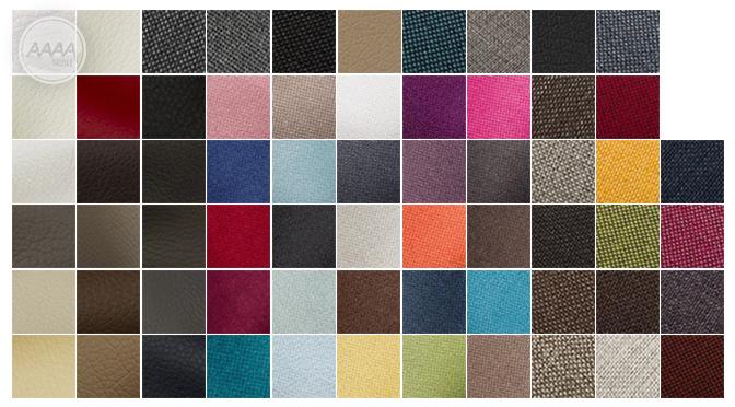 Kolory łóżek tapicerowanych